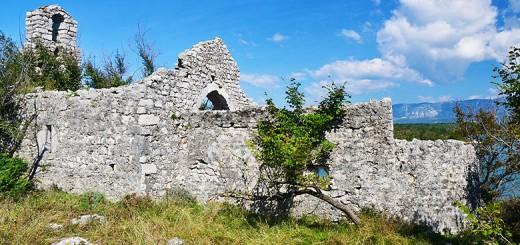 Kostelík sv.Petra, Krk