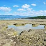 Soline - liečivá bahna, ostrov Krk