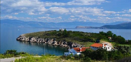 Zbytky kostelíka sv.Marka, Chorvatsko