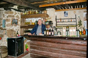 Víno v pivárni, Krk