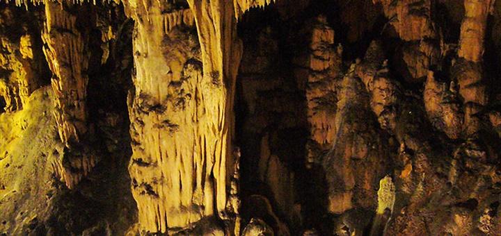 Jaskyňa Biserujka - Príroda na Krku