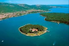 Košljun Punat, Krk - Chorvátsko