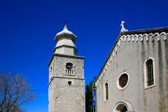 Kostol v Punate, Krk - Chorvátsko