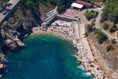 Pláže v romantických zátokách, Krk - Chorvátsko