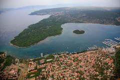 Letovisko Punat ostrov, Krk - Chorvátsko